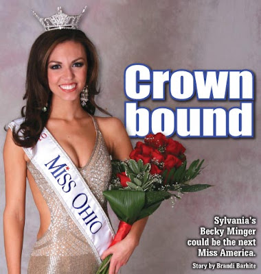 Cover Story: Sylvania native heads to Miss America pageant