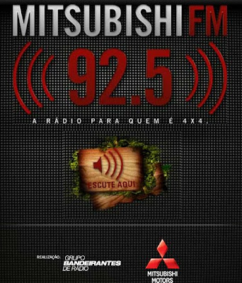 mitsubishi, 4x4, off-road, rádio, FM, mitsubishi fm