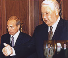 President Yeltsin - Prime Minister Putin - Gerald Carroll Public Interests Case