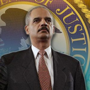 US Attorney General ERIC HOLDER Divine Power Case