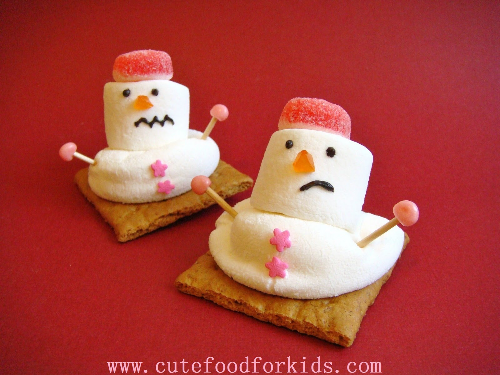 Oh No My Snowmen are Melting