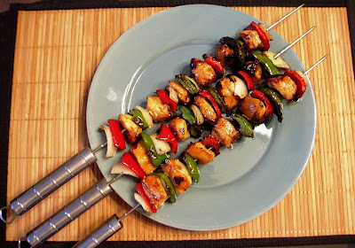 Mrs. D Loves to Eat!: Grilled Chicken Skewers