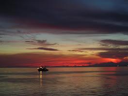 Menggapai Expresi Sunset