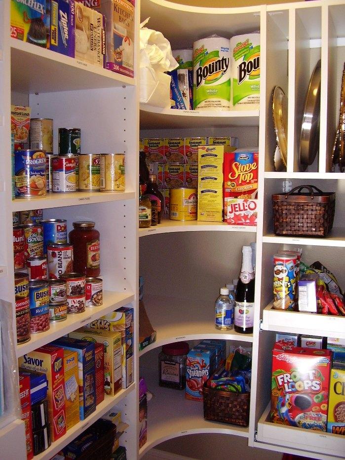Design Kitchen Pantry Get Your Kitchen Pantry Organized