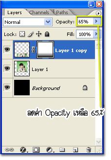 เทคนิค Photoshop