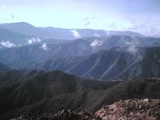 Montañas de Santander...