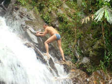 Escalada de cascadas y rapell.