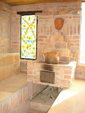 Sauna anexo al ginmasio y a la sala de masajes.