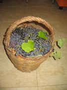 L'uva fragola per la mostarda:-)