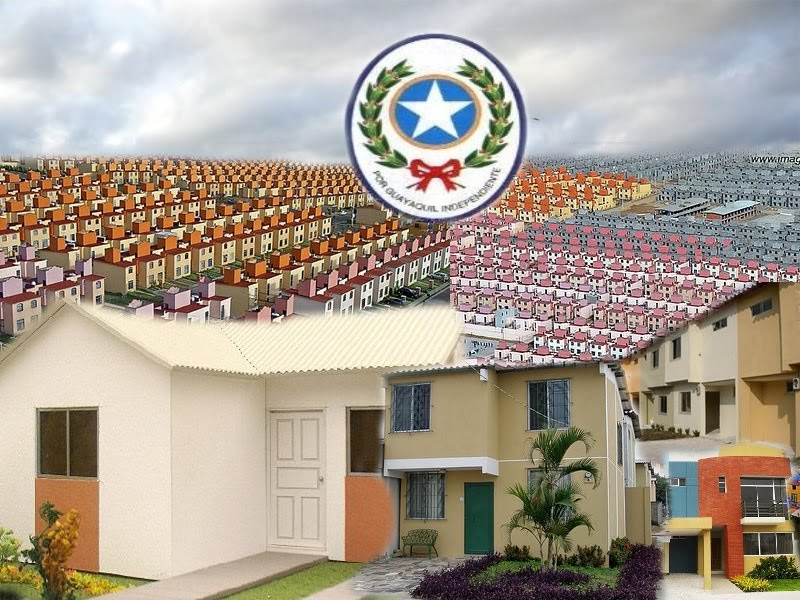 Planes habitacionales en guayaquil for Casas municipio guayaquil