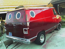 1975 Chevy Van