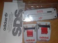 Adidas SDS klambrid