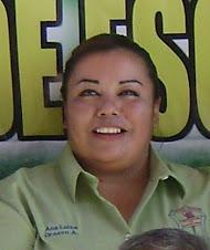 Sra. Ana Luisa Orozco