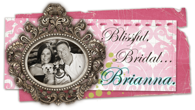 Blissful, Bridal... Brianna