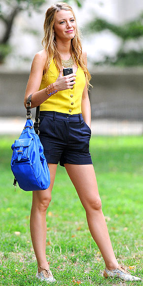 blake lively casual look. Here#39;s a casual look: