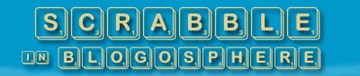 Scrabble in Blogosphere