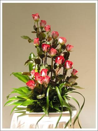 Arreglos florales de globos etc toda ocasion arreglos for Como hacer adornos con plantas naturales