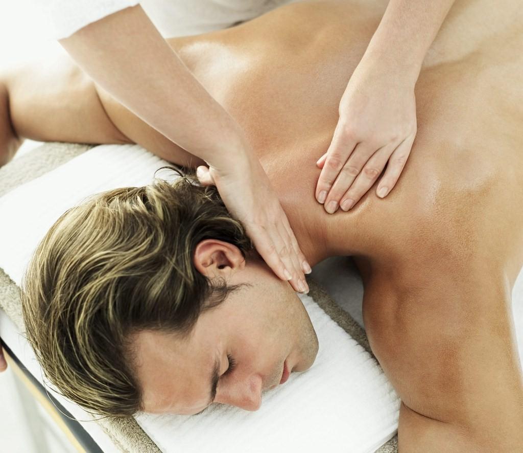 Смотреть хороший массаж для мужчины 23 фотография