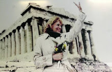 H αείμνηστη Mελίνα στην Ακρόπολη...