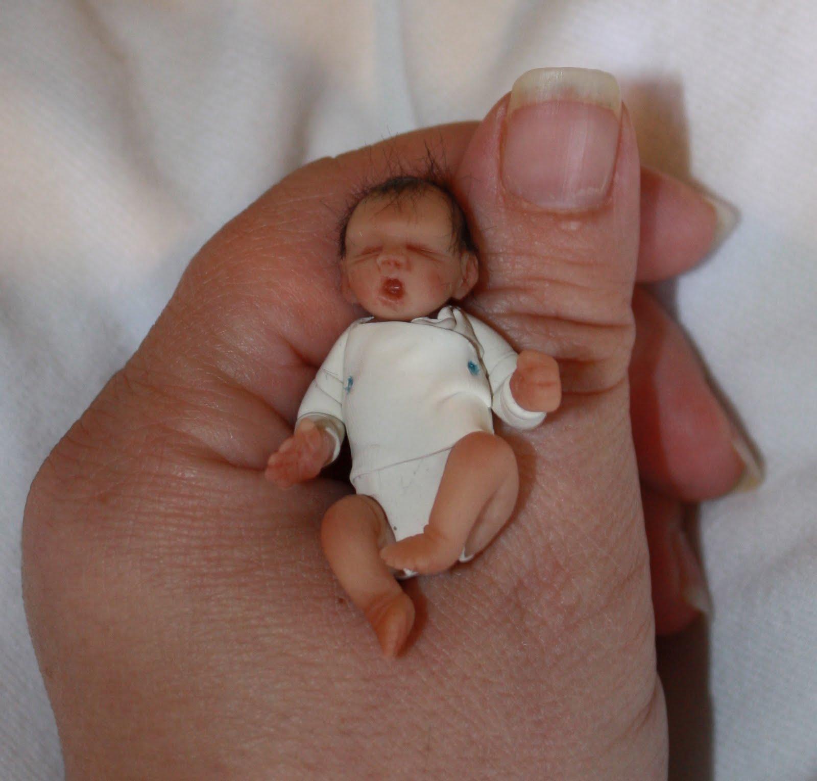Bright Creations Original Dolls: I love extra tiny babies