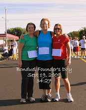 Bonduel Founder's Day (2nd 5K)