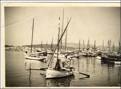 El Paquita B a 1928