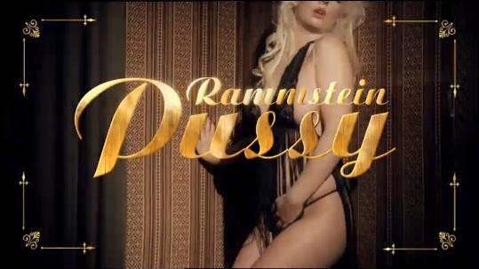 Actrices porno en videos Pussy y Mein Land Rammstein1
