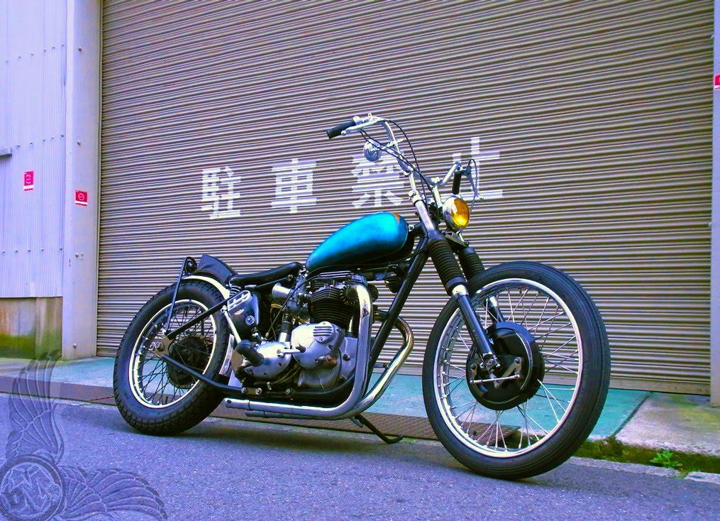 Triumph Custom Motorcycle Parts