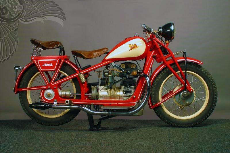 1929 jawa 500cc twin