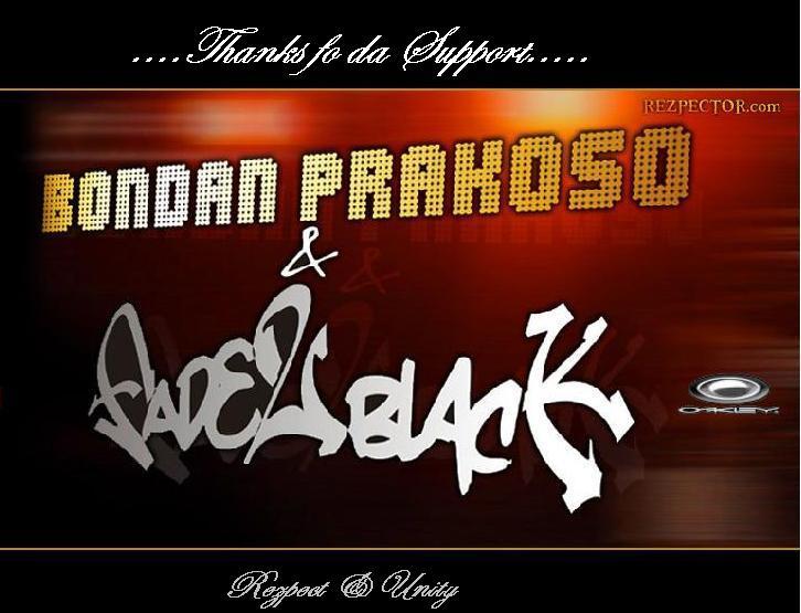 Bondan Prakoso & Fade 2 Black - Unity