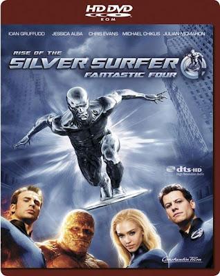 Fantastic 4: Rise of The Silver Surfer m-HD Fantastic4two%28de%29HDa