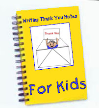 Teach Writing Thank You Notes