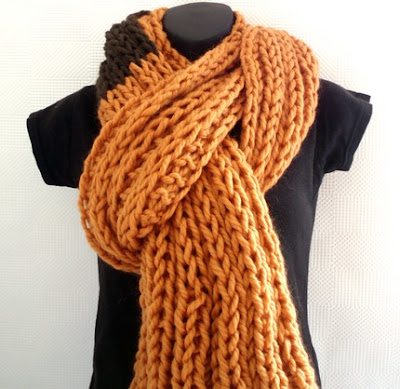 free knit scarf patterns - AllFreeKnitting.com - Free