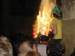 Poza Jerusalem la Sfintele Sarbatori de Pasti 2008