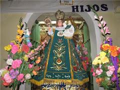 Festividad en Homenaje a la Virgen del Rosario