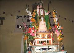 """SOLEMNE FESTIVIDAD RELIGIOSA, SOCIAL Y DEPORTIVA EN HON0OR AL SANTISIMO PATRON """" SAN MARTIN"""""""