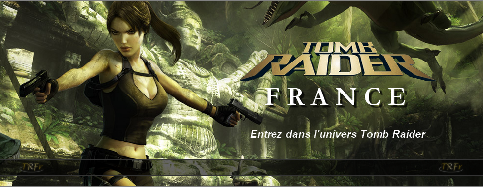 Tomb Raider France - Underworld