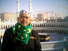 Di atas Masjidil Haram