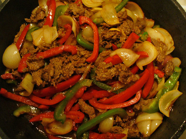 K Chen Fries beef stir fry with garlic marinade chen eats adventures in east food