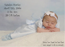 Katelyn's Birth Announcement