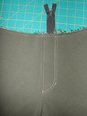 Stitches and Seams: December 2006
