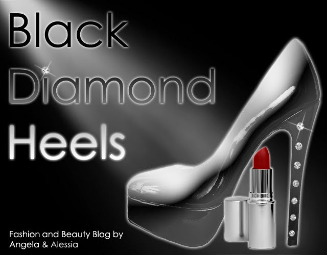 black diamond heels