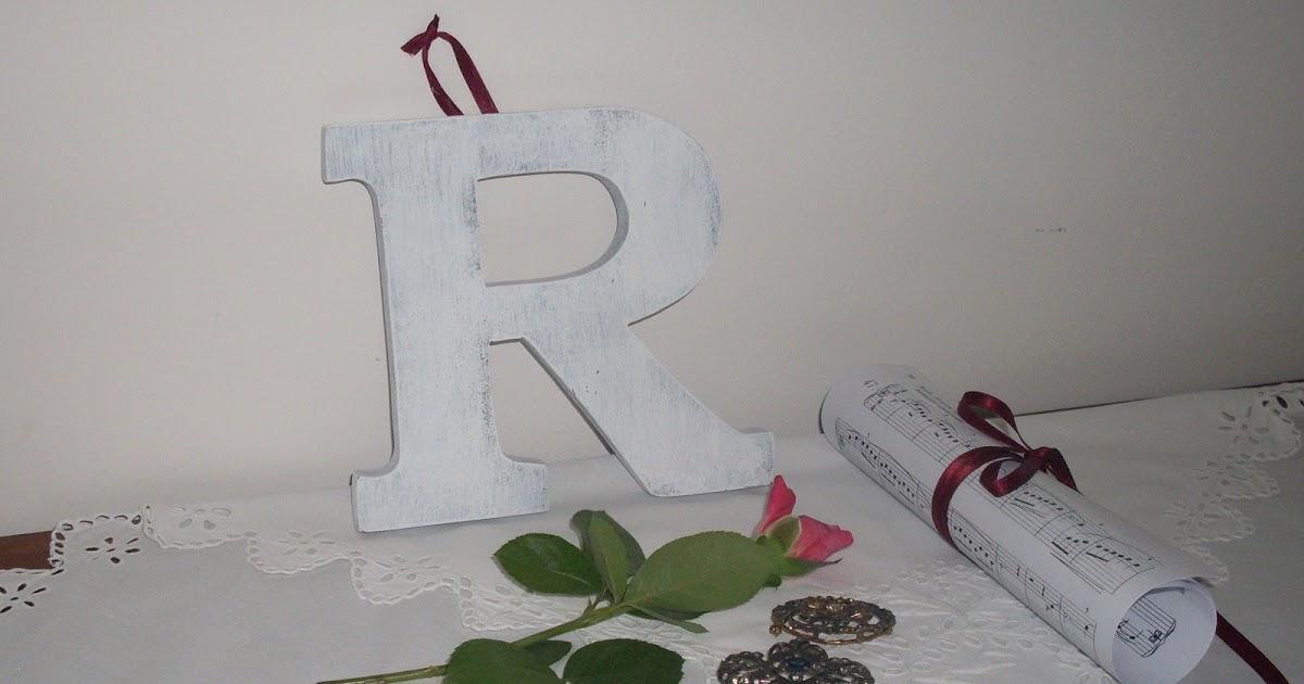 Ritas Shabby Chic Rose: R IS FOR ROSE