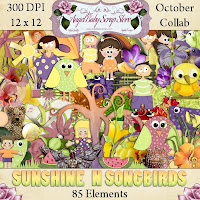 Sunshine and Songbirds @ ABS