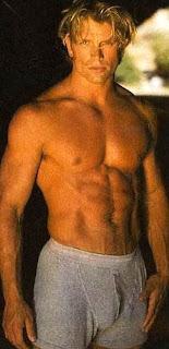 David chokachi nude naked