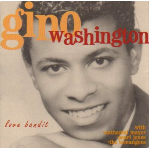 Gino Washington Golden Hits Now