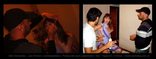 """BACK STAGE DE """"PASCUAS PARA TODOS"""""""
