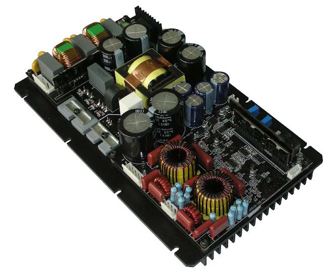 audioj power amplifier module