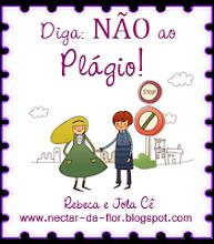 Campanha -  Plágio Não! - Rebeca e Jota Cê
