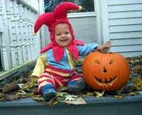 No Dejes que tus hijos participen Halloween
